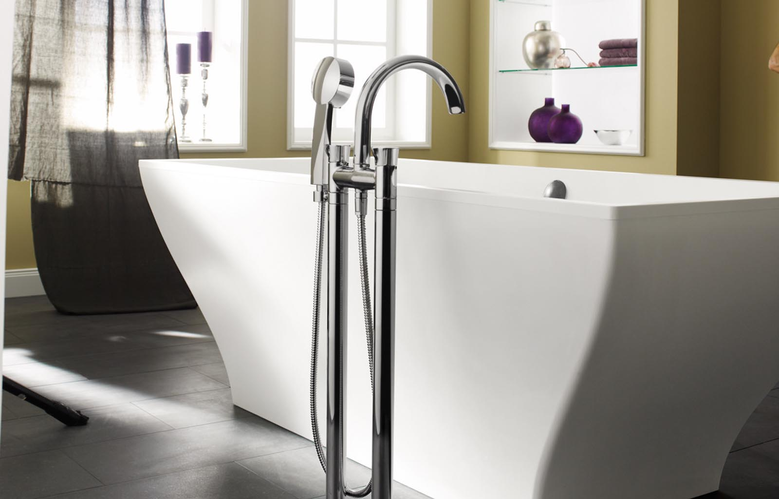 La Fleur Bathroom Design Malta