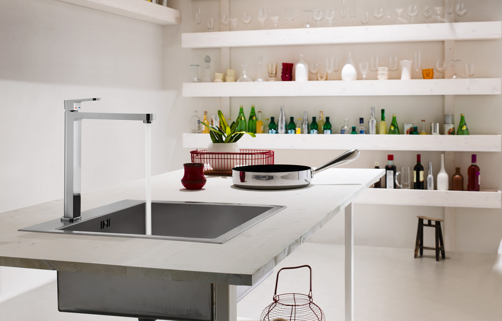 Kitchen Sinks & Mixers - Bathroom Design Malta