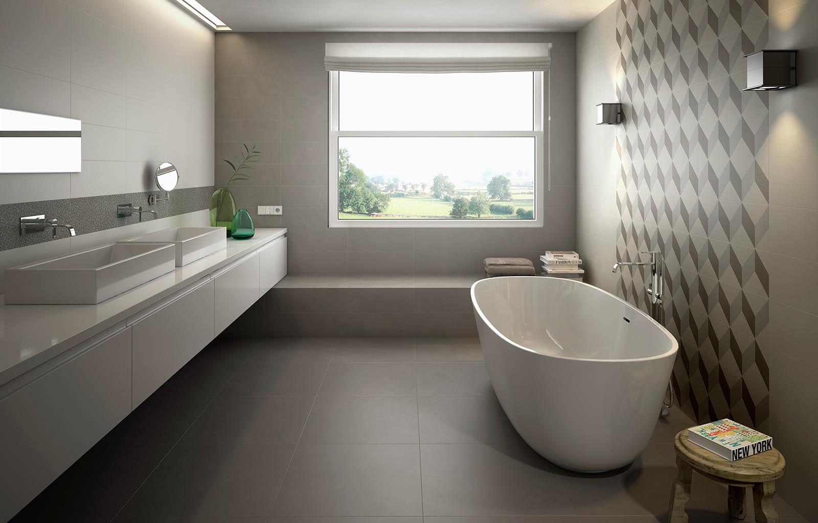 Stone bathroom design malta for Bathroom design malta