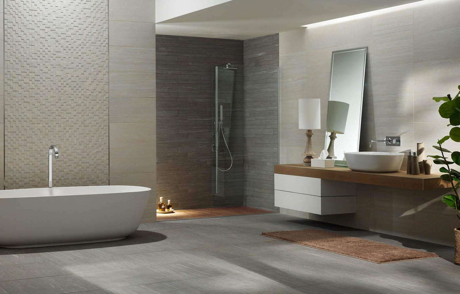 Ceramic tiles bathroom design malta for Bathroom design malta