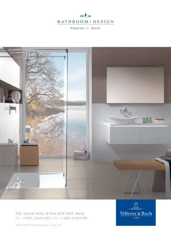 Bathroom Designs Malta adverts - bathroom design malta