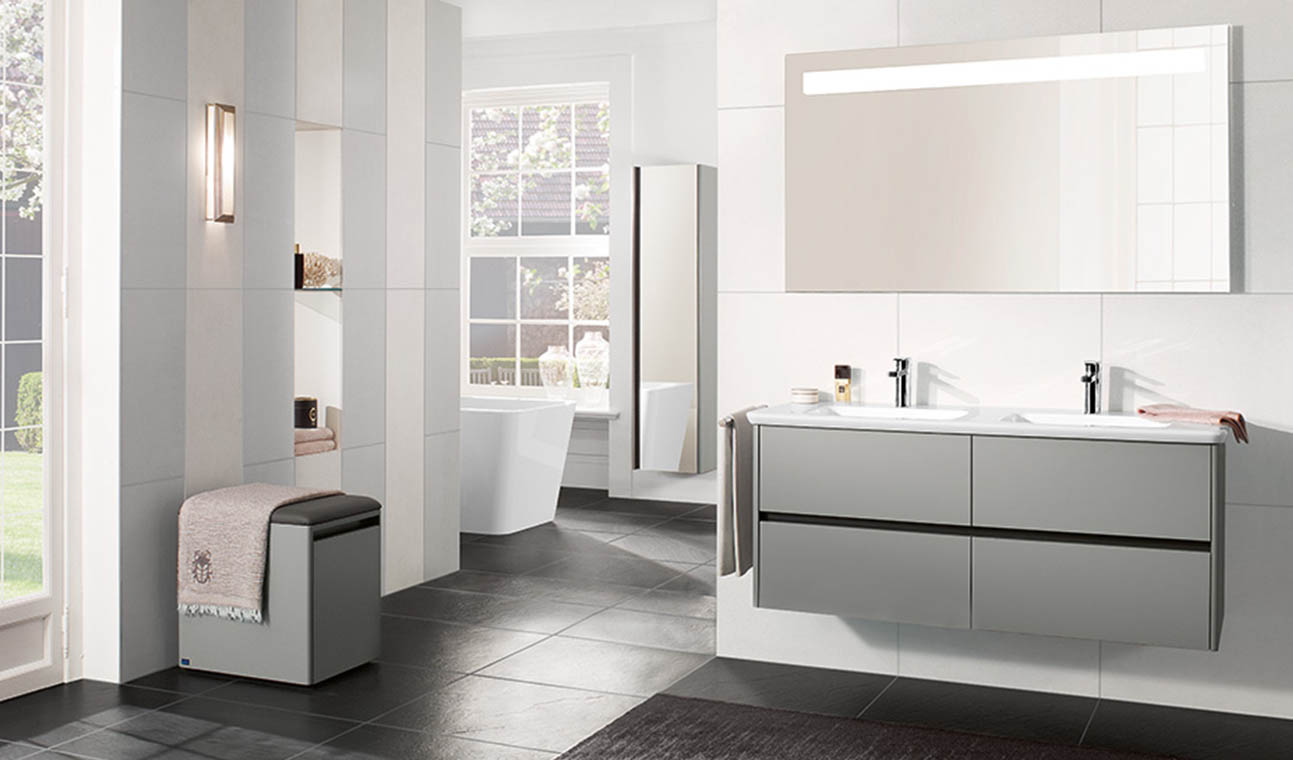 Bathroom accessories sets  PORCELANOSA